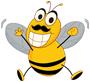 Trønderske bie med bart